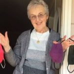 From Sewing to Fight Cancer to Stitching to Fight COVID-19